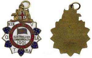1901 Federation WA Bank