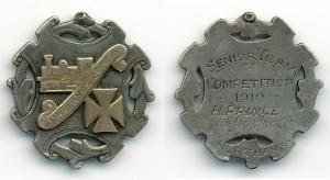 Northam (WA Ambulance Corps) 1910