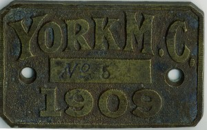 York Motor (Obv)
