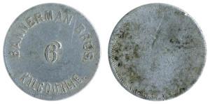 Bannerman Brothers Kalgoorlie 6d