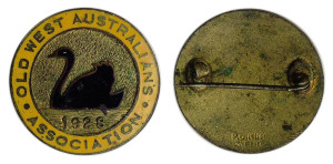 Old Western Australian Association 1928