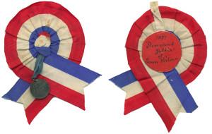 QV Diamond Jubilee ribbon