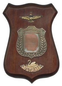 RAAF plaque