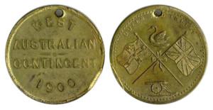 West Australian Contingent 1900