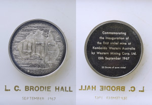 Carlisle 1967-8 (L C Brodie-Hall)