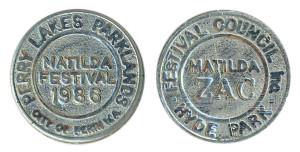 Matilda Festival 1986