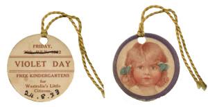 Violet Day 1923