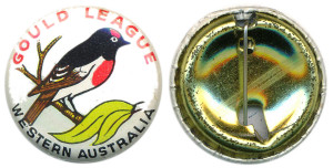 Junior Gould League badge 1959