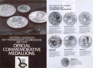 1979 sesquicentenary (brochure)