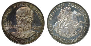 1979 sesquicentenary (silver)