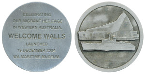 Welcome Walls 2004