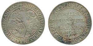 1542 Brandenburg thaler (Museum copy No 77)