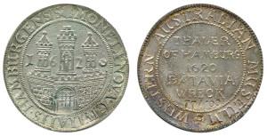 1620 Hamburg thaler (Museum copy No 77)