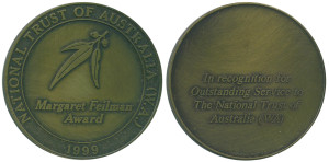 National Trust of Australia - Margaret Feilman Award