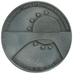 Sandstone 1995 Cast (86.6x88.0)