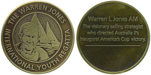 Warren Jones medal