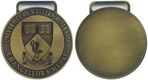 UWA Chancellor's medal