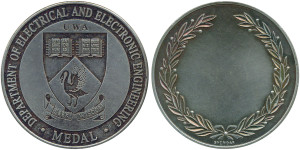 UWA EE Engineering(Antique Silver)