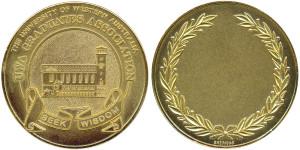 UWA Graduates Association medal