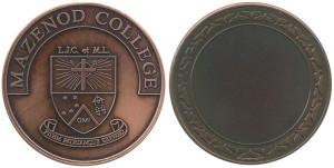 Mazenod College (bronze)