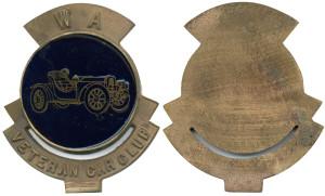 WA Veteran Car Club