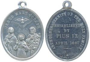 Jesus Mary Joseph Archconfraternity Holy Family
