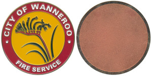City of Wanneroo Fire Service 100mm